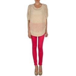 Jeans slim Vero Moda WONDER NW JEGGING - RASBERRY - NOOS
