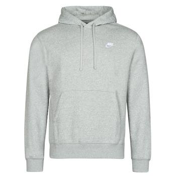 Vêtements Homme Sweats Nike NIKE SPORTSWEAR CLUB FLEECE Gris / Blanc