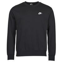 Vêtements Homme Sweats Nike NIKE SPORTSWEAR CLUB FLEECE Noir / Blanc