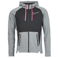 Vêtements Homme Sweats Nike M NK TF HD FZ NVLTY Noir / Blanc