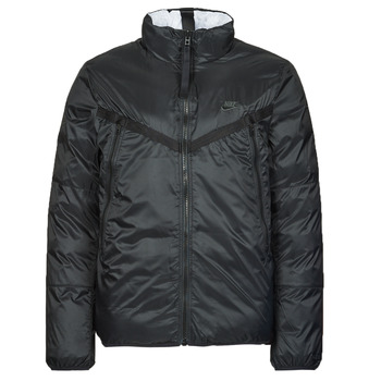 Vêtements Homme Doudounes Nike M NSW TF RPL REVIVAL REV JKT Noir / Gris