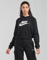 Vêtements Femme Sweats Nike NIKE SPORTSWEAR ESSENTIAL Noir / Blanc