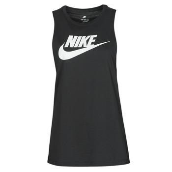 Vêtements Femme Débardeurs / T-shirts sans manche Nike NIKE SPORTSWEAR Noir / Blanc