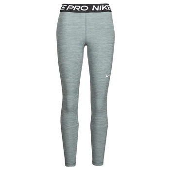 Vêtements Femme Leggings Nike NIKE PRO 365 Gris / Noir / Blanc