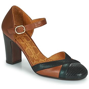 Chaussures Femme Escarpins Chie Mihara WABE Camel / noir