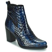 Chaussures Femme Bottes ville Regard SALLY Noir