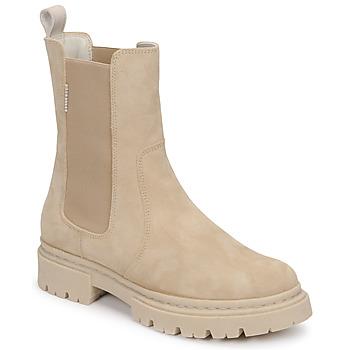 Chaussures Femme Boots Bullboxer 610507E6CAALMD Beige