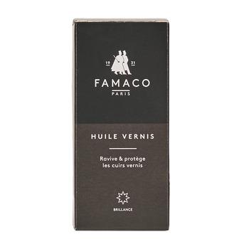 Accessoires Produits entretien Famaco FLACON HUILE VERNIS 100 ML FAMACO NOIR Noir