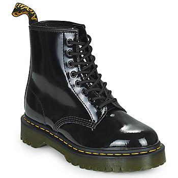 Chaussures Femme Boots Dr Martens 1460 BEX Noir