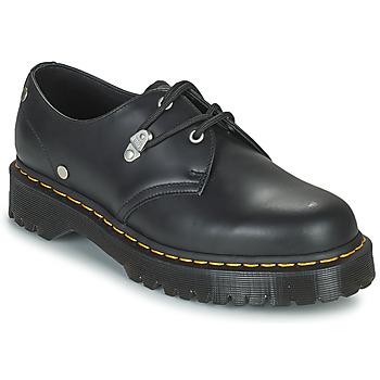 Chaussures Femme Derbies Dr Martens 1461 BEX STUD Noir