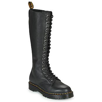 Chaussures Femme Bottes ville Dr Martens 1B60 BEX Noir