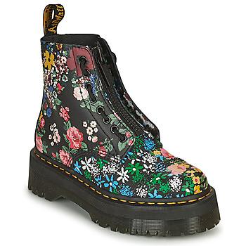 Chaussures Femme Boots Dr Martens SINCLAIR Noir / Multicolore