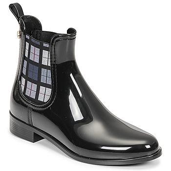 Chaussures Femme Bottes de pluie Lemon Jelly ELIANA Noir