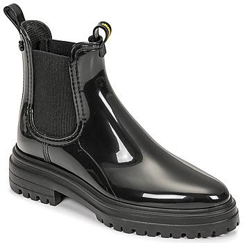 Chaussures Femme Bottes de pluie Lemon Jelly WALKER Noir