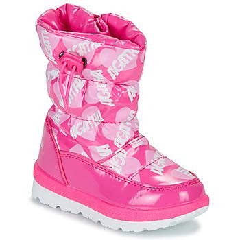 Chaussures Fille Bottes de neige Agatha Ruiz de la Prada APRESKI Argenté