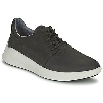 Chaussures Homme Baskets basses Timberland BRADSTREET ULTRA LTHR OX Noir