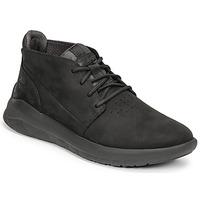 Chaussures Homme Baskets montantes Timberland BRADSTREET ULTRA PT CHK Noir