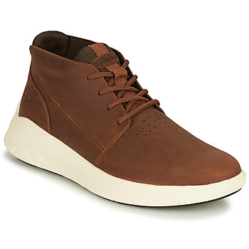 Chaussures Homme Baskets montantes Timberland BRADSTREET ULTRA PT CHK Marron