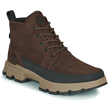 Chaussures Homme Boots Timberland TBL ORIG ULTRA WP CHUKKA Marron