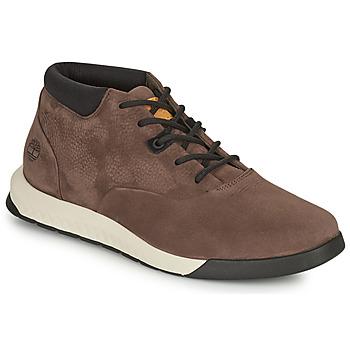 Chaussures Homme Baskets montantes Timberland NITE FLEX CHUKKA 2 Marron
