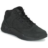Chaussures Homme Baskets montantes Timberland SOLAR WAVE SUPER OX Noir