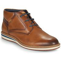 Chaussures Homme Boots Pikolinos AVILA Marron
