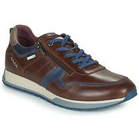 Chaussures Homme Baskets basses Pikolinos CAMBIL Marron / Bleu