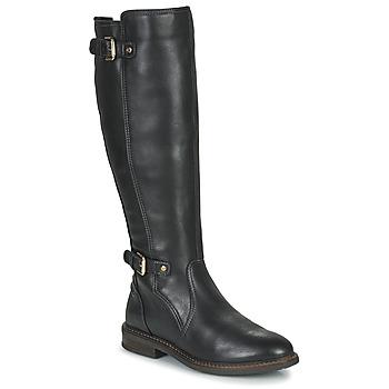Chaussures Femme Bottes ville Pikolinos ALDAYA Noir
