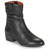 Chaussures Femme Bottines Pikolinos DAROCA Marron