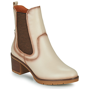 Chaussures Femme Bottines Pikolinos LLANES Ivoire