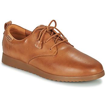 Chaussures Femme Derbies Pikolinos MALLORCA Marron
