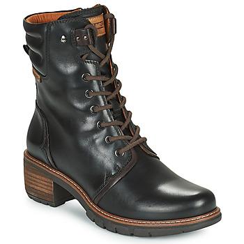 Chaussures Femme Bottines Pikolinos SAN SEBASTIA Noir