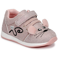 Chaussures Fille Baskets basses Chicco FLEXY Rose