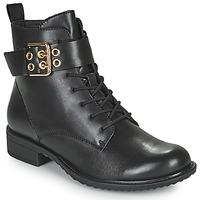Chaussures Femme Boots Tamaris MOULIB Noir