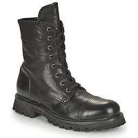 Chaussures Homme Boots Moma DOORS Noir