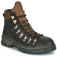 Chaussures Homme Boots Moma MESNER Marron / Noir
