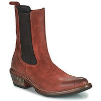 Chaussures Femme Bottines Moma DALLAS D Marron