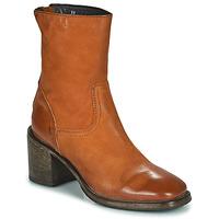 Chaussures Femme Bottines Moma NANINI Marron