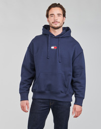 Vêtements Homme Sweats Tommy Jeans TJM TOMMY BADGE HOODIE Marine