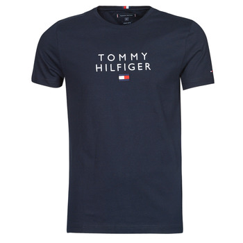 T-shirt Tommy Hilfiger STACKED TOMMY FLAG TEE