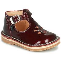 Chaussures Fille Sandales et Nu-pieds Aster BIMBO Bordeaux