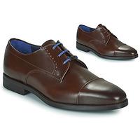 Chaussures Homme Derbies Azzaro GARONNE Cognac
