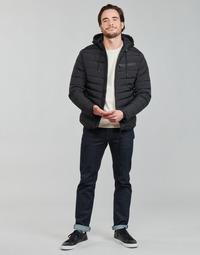 Vêtements Homme Doudounes Redskins HARPER LUTETIA Noir