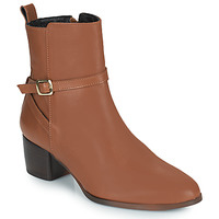 Chaussures Femme Boots JB Martin AUDE Marron