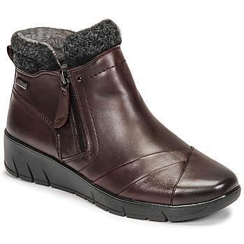 Chaussures Femme Boots Jana GHERRA Bordeaux