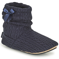 Chaussures Femme Chaussons Isotoner 97720 Marine