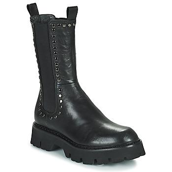 Chaussures Femme Boots Fru.it ALOISA Noir