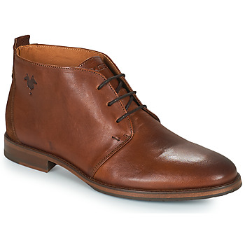 Chaussures Homme Boots Kost MADISON Cognac
