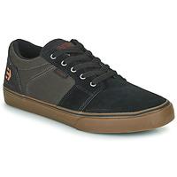Chaussures Homme Chaussures de Skate Etnies BARGE LS Noir / Kaki