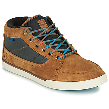Chaussures Homme Baskets montantes Etnies FORELAND Marron / Gris